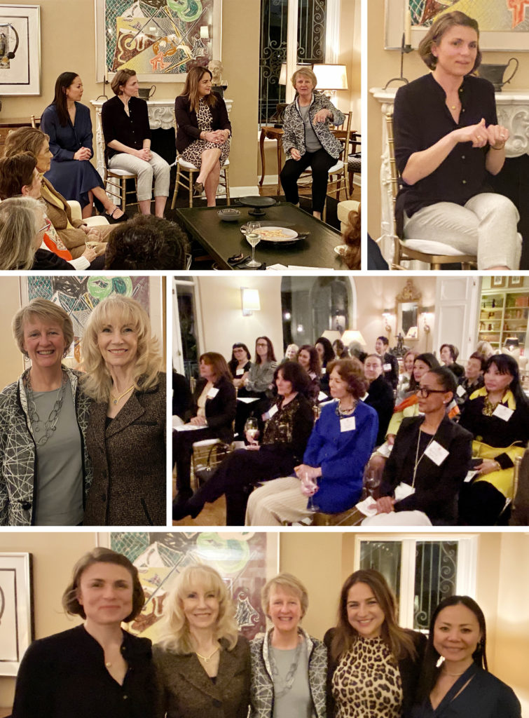 Event at Kathy Checchi's Home